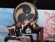 Sakura Matsuri 2016 80 Imagem de Stock