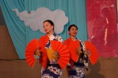 2014 Sakura Matsuri Festival 1 Royalty-vrije Stock Fotografie