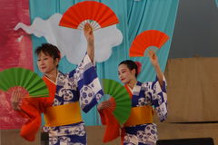 2014 Sakura Matsuri Festival 4 Royalty-vrije Stock Fotografie