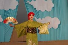 2014 Sakura Matsuri Festival 5 Royalty-vrije Stock Afbeeldingen