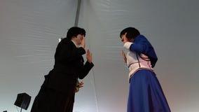 2014 Sakura Matsuri Festival 7 Stock Fotografie