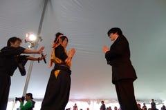 2014 Sakura Matsuri Festival 8 Stock Afbeeldingen