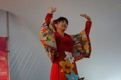 2014 Sakura Matsuri Festival 9 Royalty-vrije Stock Fotografie
