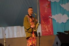 2014 Sakura Matsuri Festival 15 Royalty-vrije Stock Fotografie