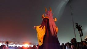 The 2014 Sakura Matsuri Festival Cosplay Fashion Show 6 Stock Photography