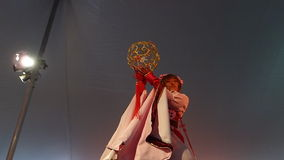 The 2014 Sakura Matsuri Festival Cosplay Fashion Show 18 Royalty Free Stock Photos