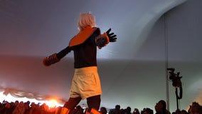 2014 Sakura Matsuri Festival Cosplay Fashion toont 8 Stock Afbeeldingen