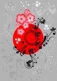 Sakura okwitnięcie ilustracja wektor