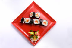 Sakura Roll Royalty Free Stock Photo