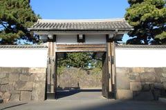 Sakurada gate at Edo castle Stock Images