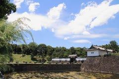 Sakurada gate of Edo castle Stock Photography