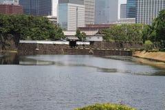 Sakurada gate of Edo castle Royalty Free Stock Image