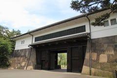 Sakurada gate of Edo castle Stock Photo