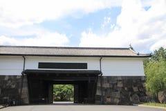 Sakurada gate of Edo castle Royalty Free Stock Photos