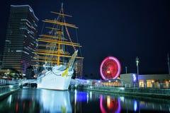 Sakuragichou横滨日本 免版税库存图片