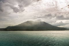 Sakurajima Royalty Free Stock Photos