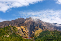 Sakurajima Island, Japan Royalty Free Stock Image