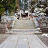 Sakurayama Hachimangu Shrine Royalty Free Stock Images