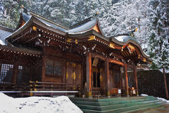 Sakurayama Hachimangu Shrine Stock Photo