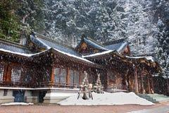 Sakurayama Hachimangu Shrine Stock Image