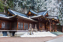 Sakurayama Hachimangu Shrine Stock Photo