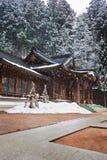 Sakurayama Hachimangu Shrine, Hida, Takayama, Japan Stock Images