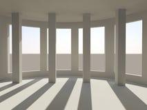Salão ilustração do vetor