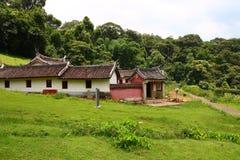 Salão ancestral chinês Imagens de Stock Royalty Free