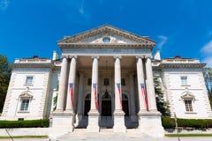 Salão continental memorável no Washington DC imagens de stock royalty free