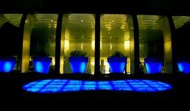 Luz da construção Fotografia de Stock Royalty Free