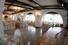Salão de baile Fotografia de Stock Royalty Free