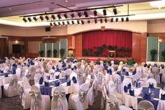 Salão de baile Fotos de Stock Royalty Free