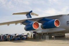 Salão de beleza aeroespacial internacional de MAKS Fotografia de Stock