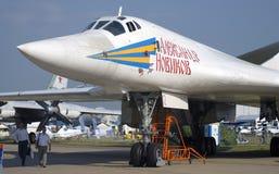 Salão de beleza aeroespacial internacional de MAKS Imagem de Stock