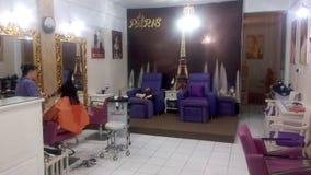 Salão de beleza de Paris Fotos de Stock Royalty Free