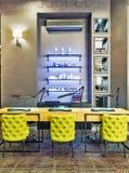 Salão de beleza do prego Imagens de Stock Royalty Free