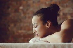 Salão de beleza dos termas Imagens de Stock Royalty Free