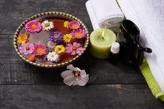 Salão de beleza dos termas da aromaterapia Imagens de Stock Royalty Free