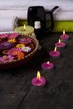 Salão de beleza dos termas da aromaterapia Imagem de Stock