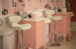 Salão de beleza dos termas em um lugar de gama alta Foto de Stock Royalty Free