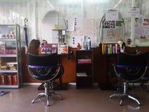Salão de beleza em Tailândia Foto de Stock Royalty Free