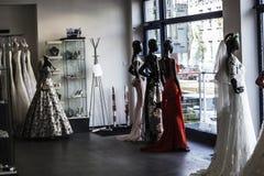 Salão de beleza enchido com os sonhos fotos de stock royalty free