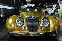 Salão de beleza internacional 2013 de Banguecoque auto Fotografia de Stock Royalty Free
