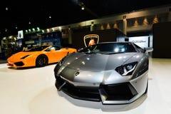 Salão de beleza internacional 2013 de Banguecoque auto Foto de Stock Royalty Free