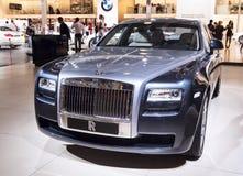 Salão de beleza internacional 2012 do automóvel fotografia de stock royalty free