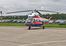 Salão de beleza internacional MAKS da aviação e do espaço em Zhukovsky, Rússia Fotografia de Stock