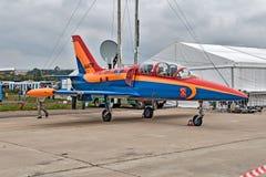 Salão de beleza internacional MAKS da aviação e do espaço em Zhukovsky, Rússia Fotos de Stock