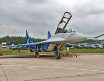 Salão de beleza internacional MAKS da aviação e do espaço em Zhukovsky, Rússia Fotos de Stock Royalty Free