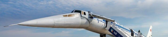 Salão de beleza internacional MAKS da aviação e do espaço em Zhukovsky, Rússia Imagem de Stock