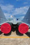 Salão de beleza internacional MAKS da aviação e do espaço em Zhukovsky, Rússia Foto de Stock